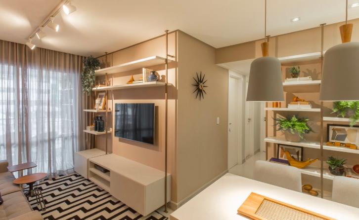 Decoração de apartamento: soluções inteligentes